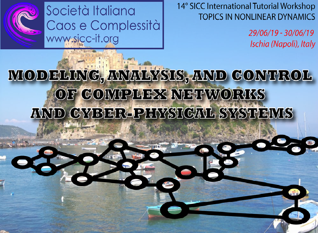 MODELING, ANALYSIS, AND CONTROL OF COMPLEX NETWORKS AND CYBER-PHYSICAL SYSTEMS
