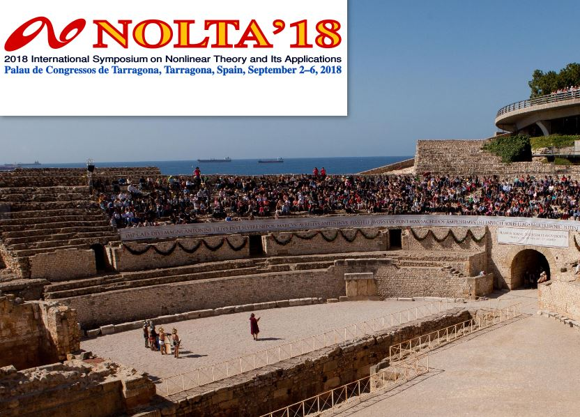 NOLTA18: 2018 International Symposium on Nonlinear Theory and its Applications